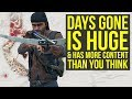 Download Video Days Gone PS4 IS WAY BIGGER Than You Think - A Lot Of New Info (Days Gone Gameplay) MP4,  Mp3,  Flv, 3GP & WebM gratis