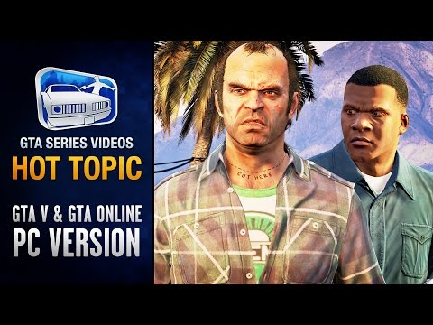 GTA 5 PC System Specs, Release, Screens & Details - Hot Topic #8