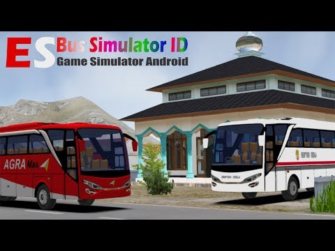 Review ES Bus Simulator ID Agra Mas Vs Surya Bali | Game Simulator Android