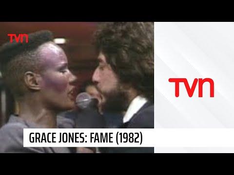 Vamos a ver - Grace Jones: Fame (1982)