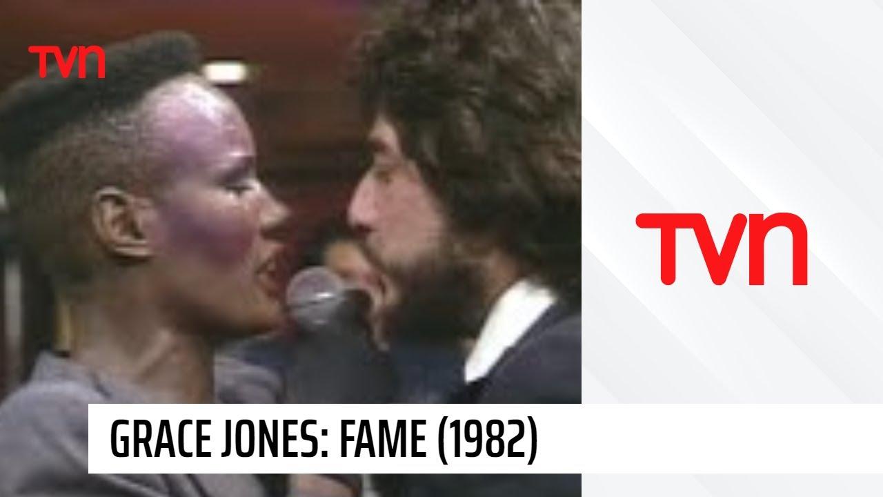 Vamos A Ver Grace Jones Fame 1982