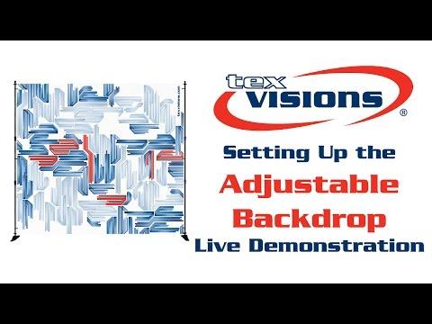 adjustable-backdrop-assembly