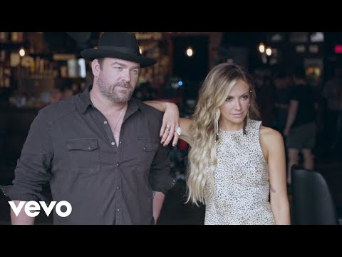 Carly Pearce, Lee Brice - I Hope You're Happy Now (Behind The Scenes)
