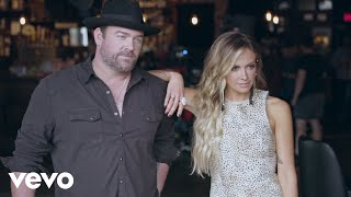 Carly Pearce Lee Brice I Hope You're Happy Now Behind The Scenes