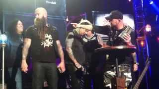 5 finger death punch revolver golden god awards 2014