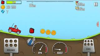 Hill climb racing oynadik