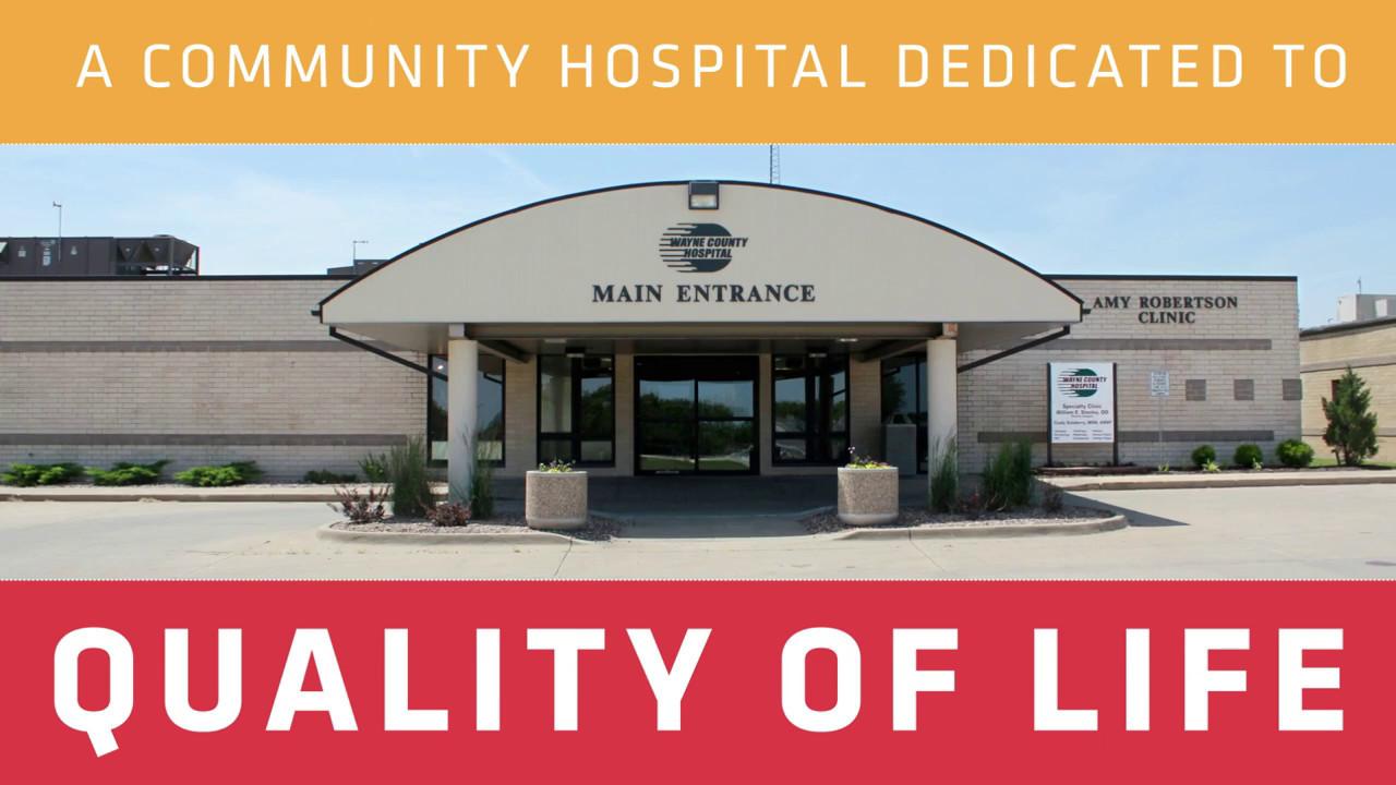 Home - Wayne County Hospital & Clinic System