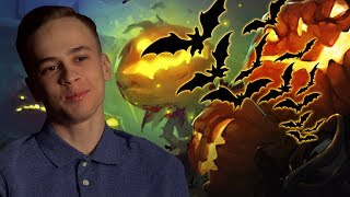 Hearthstone:  New Arena at Halloween Week (Hallow's End)