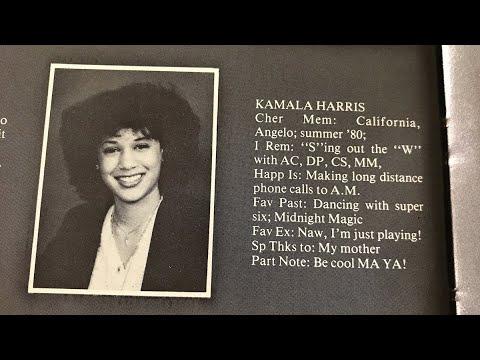 Looking back at Kamala Harris' journey