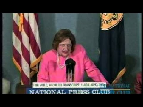 National Press Club Luncheon with Helen Thomas - The Best Documentary Ever