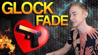 CS:GO - HIGH RISK - Glock Fade Trade-up (x4)