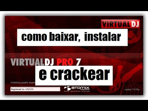 Virtual Dj Pro 7 Free Download Crack 2018 Youtube