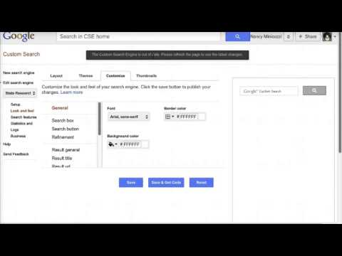 Add Google Adsense Custom Search Engine For Your Blog from YouTube · Duration:  10 minutes 8 seconds