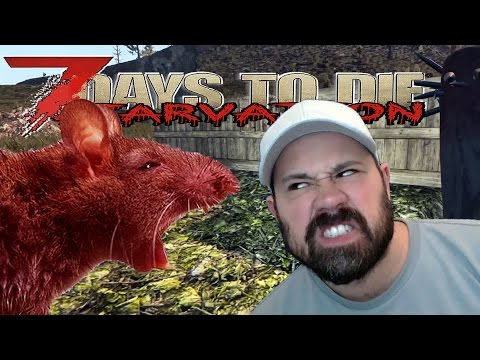 Rats | 7 Days To Die Starvation | E51