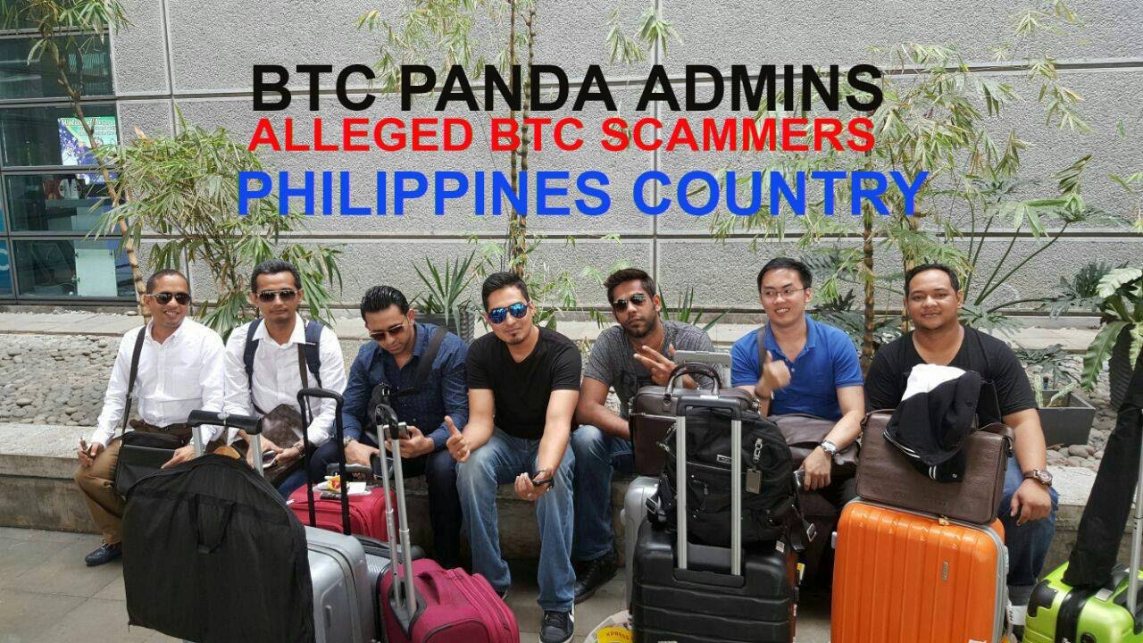 btc panda filippine