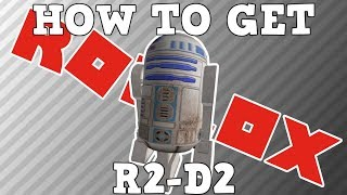 How to Get R2-D2 | Roblox Space Battle 2017 Event