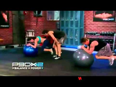P90X2 Sample Workouts