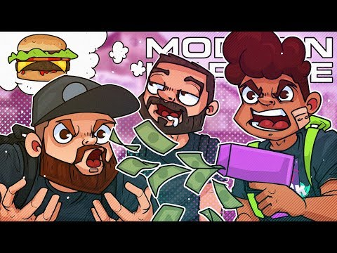This Is The Most Toxic Squad To Ever Exist! - Call of Duty Modern Warfare