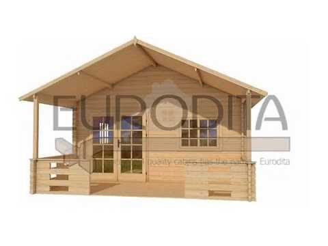 Online Shop For Log House Euro 45 24 By Eko Trade Log