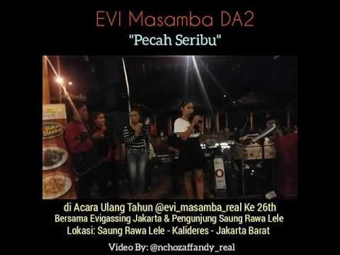 Evi Masamba - Pecah Seribu #26thbirthdayparty_EviMasamba