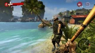 Dead Island Riptide PC Max Settings Gameplay