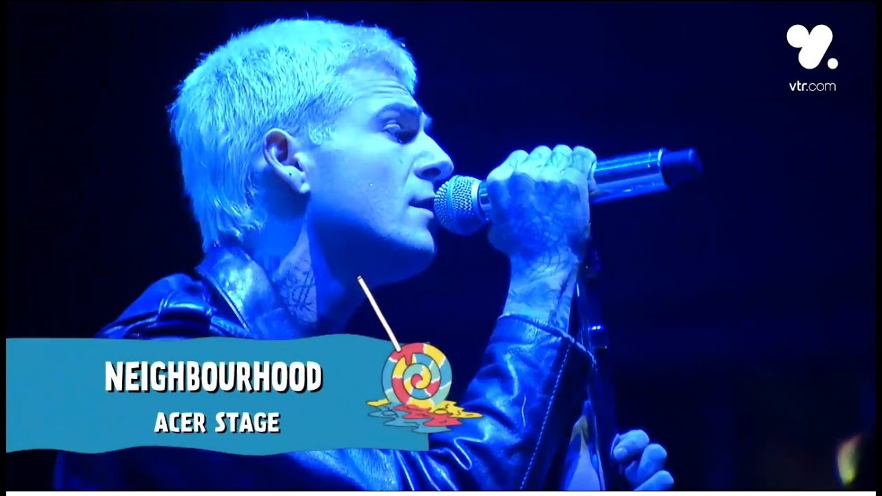 Download The Neighbourhood - Prey live at Lollapalooza Chile 2018