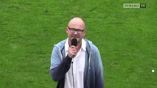 Testspiel gegen SG Dynamo Dresden vs. 1. FC Kaiserslautern