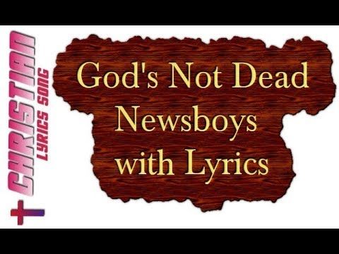 Live In Concert: God's Not Dead (Live) by Newsboys on ...