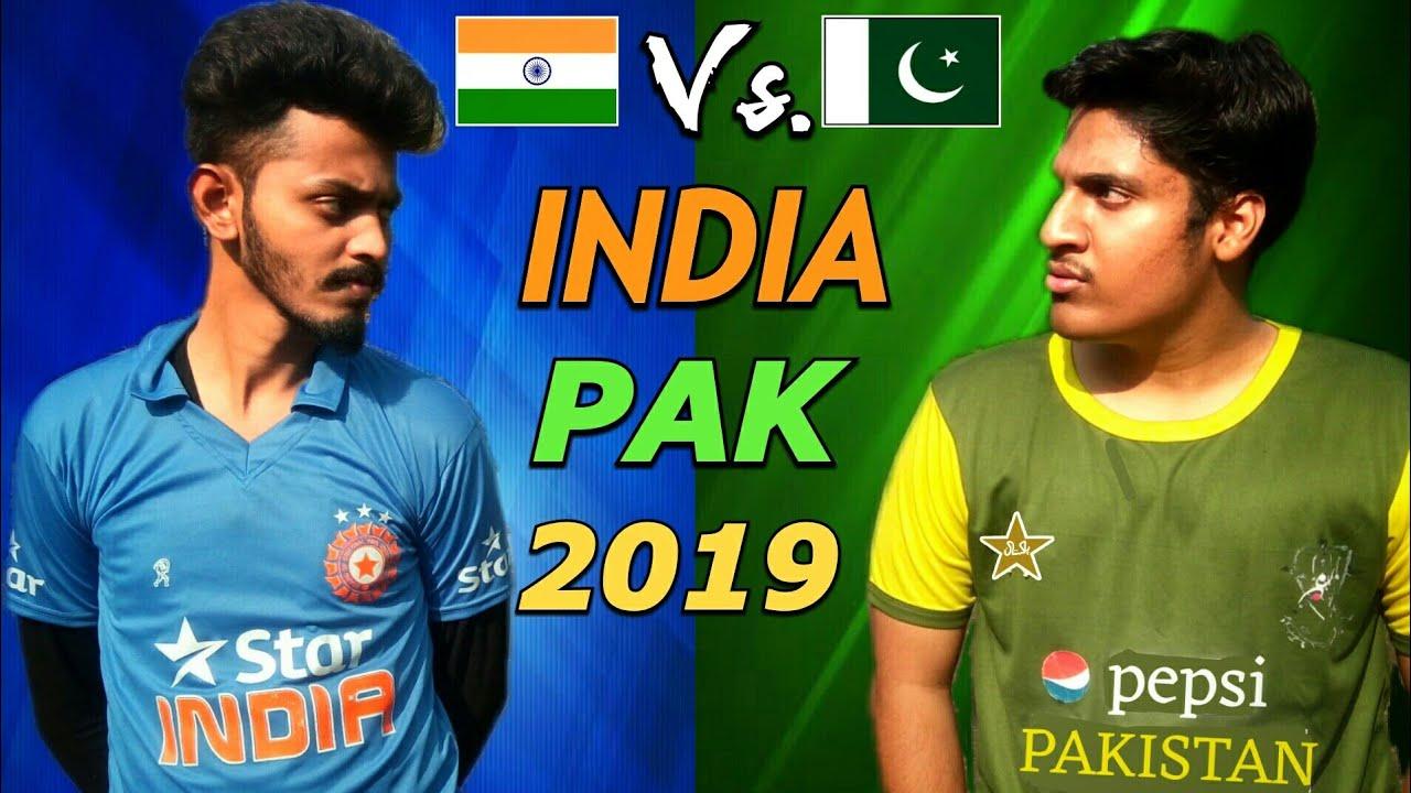 India Vs Pakistan | Mauka Mauka | World Cup 2019 | Ind vs Pak Funny video | TFC