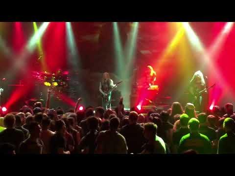 Children of Bodom - Red Light In My Eyes (Live in New York) 11/24/17