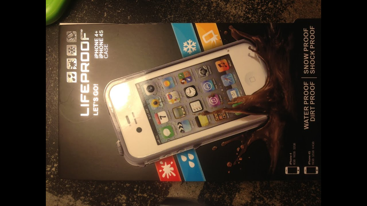 lifeproof case iphone 4s lifeproof iphone 4s 9214