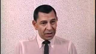 Dragnet - Joe Friday Being a Cop Speech