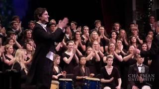 "Holiday Wassail Concert: ""betelehemu"""