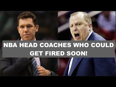 4 NBA Head Coaches Most Likely To Get Fired This Season