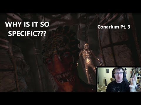 Let's Hate: Conarium (Pt.  3): A Mad Chase