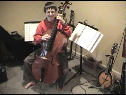 Upright Bass Cello Conversion