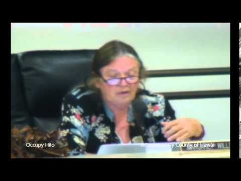Geothermal and Hawaii County General Plan August 19 2015