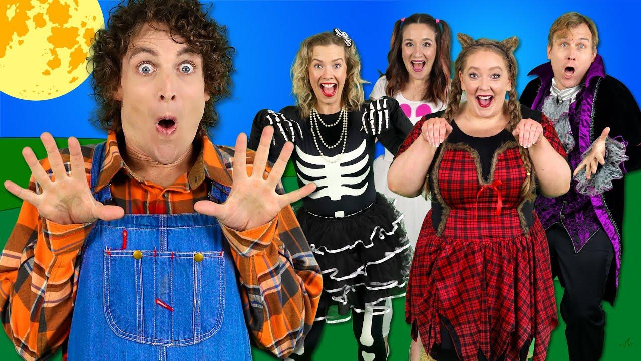Old MacDonald Halloween 🎃 Kids Nursery Rhymes