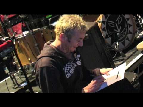 Levellers - London, Shepherd's Bush + Recruiting Sergeant + Mark Chadwick interview
