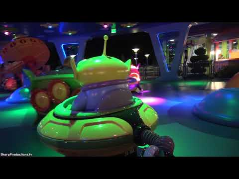 Alien Swirling Saucers (4K On-Ride) Toy Story Land At Disney's Hollywood Studios - Walt Disney World