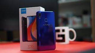 Vivo Y95 Unboxing, Hands-on, Camera, Face Unlock and Features