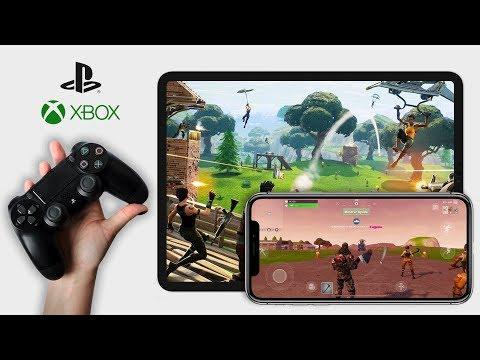 JUEGA en iOS con tu control de PS4 o Xbox (iOS 13)
