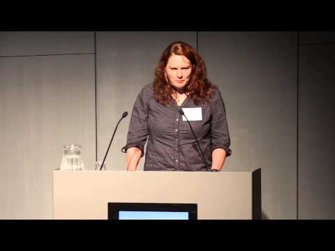 Results from the 2013 International Conference on Prevention and Management - Stefanie Werner