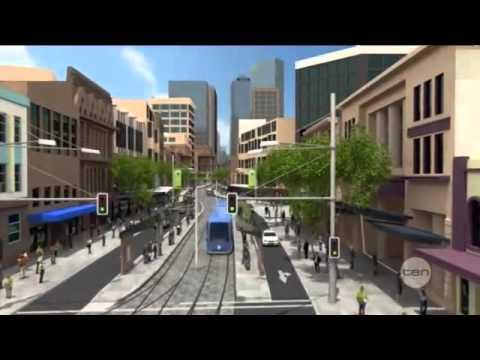 Light rail revamp