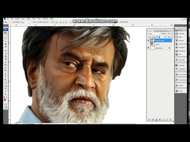 advanced color full digital painting in photoshop tutorial star arts 7   YouTube 480p