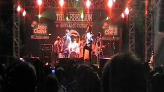 Remember of Today - Pergi Hilang dan Lupakan at Rebellion Stage (Jakcloth summer fest 2012)