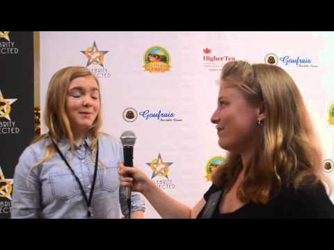 Despicable Me's Elsie Fisher  at Celebrity Connected Oscars Gifting Suite