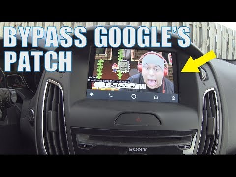 *Updated* How To Watch YouTube on Android Auto!