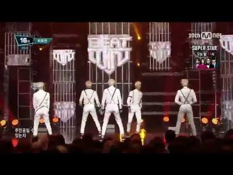 (150903) BEAT WIN (비트윈) - STALKER (스토커) @ Mnet M!COUNTDOWN