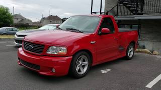 2003 Ford F150 SVT Lightning pre purchase by Car Inspected